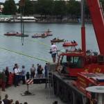 Schloms-Umzug beim NKR-Entenrennen 2015 Hannover Maschsee