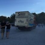 LKW Schloms am Maschsee