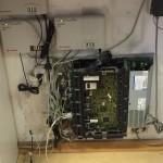 neue Telefonanlage wird installiert