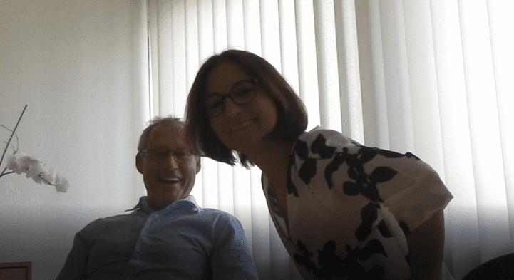 Interview mit Umzugsexpertin Claudia Rinke und Eckhard Weber